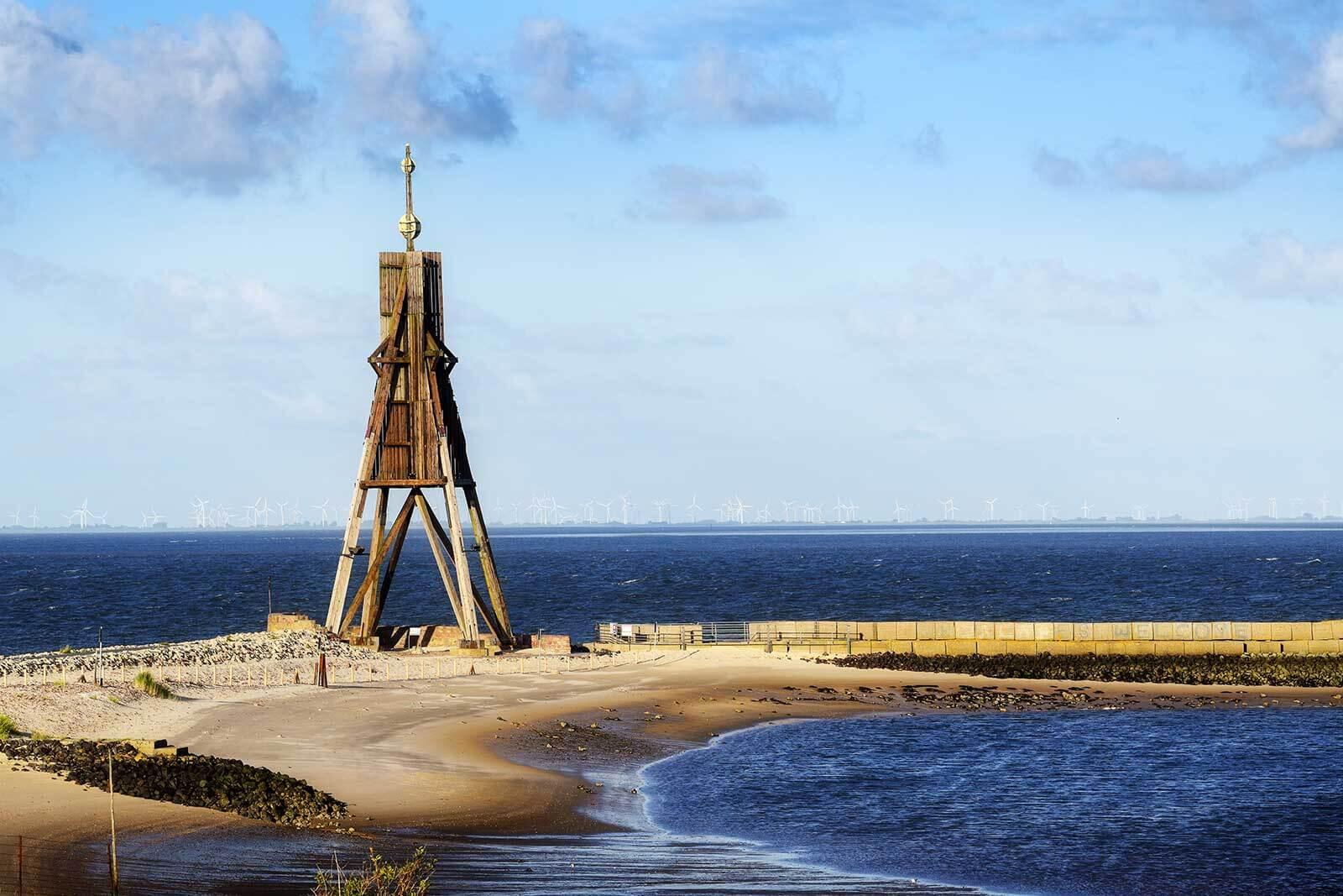 Genießen Sie die herrliche Nordseeluft